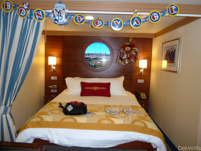 Cabin 9603 Disney Dream