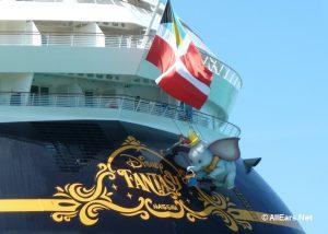 Disney Fantasy Bow