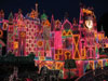 Disneyland Wallpaper Small World Holiday Lighting