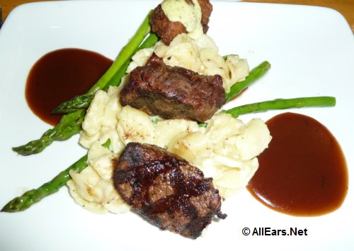 Boatwright's Beef Medallions