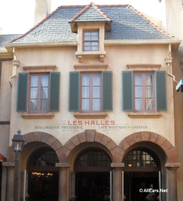 Boulangerie Patisserie les Halles Exterior