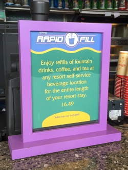 Rapid Fill Sign