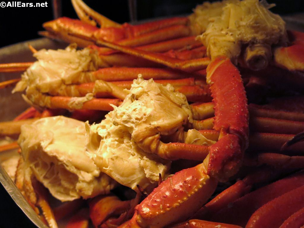 Cape May Cafe Dinner Buffet - Food Photos