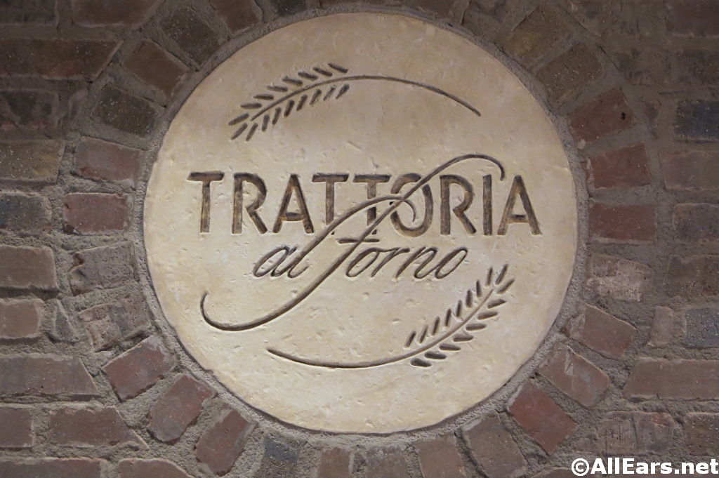 Trattoria al Forno Updated Menu and Food Pics