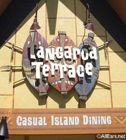 Tangaroa Terrace Exterior
