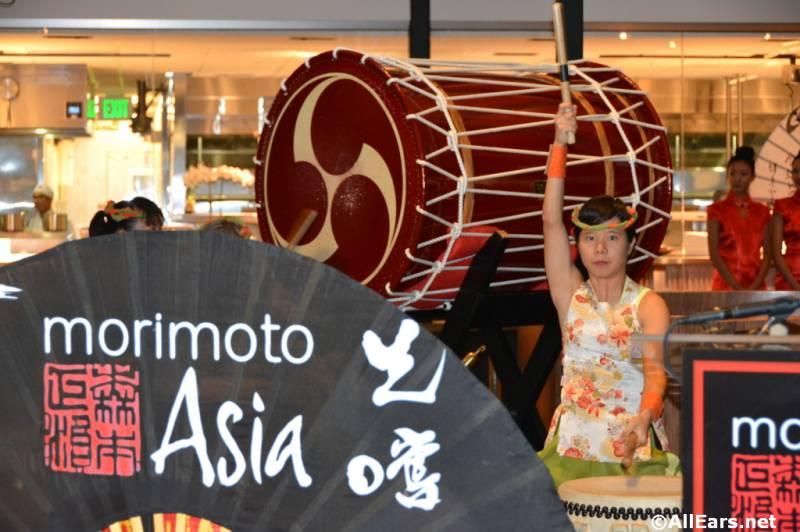 Morimoto Asia Lunch Menu