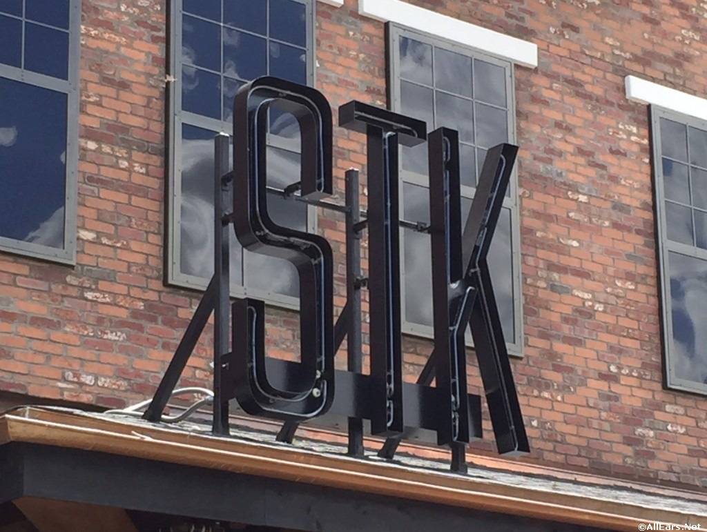 STK Orlando Steakhouse November Construction Photos