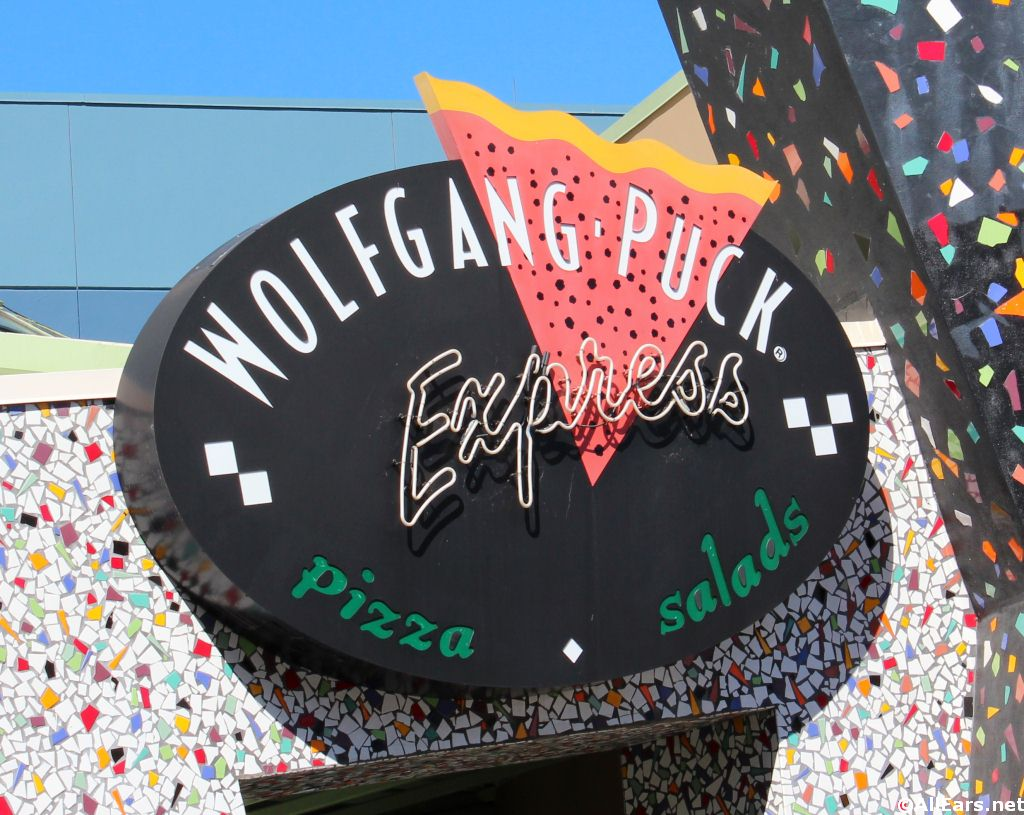 Wolfgang Puck's Sign