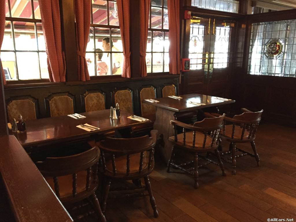 Interior Of Rose And Crown Dining Room Part 33