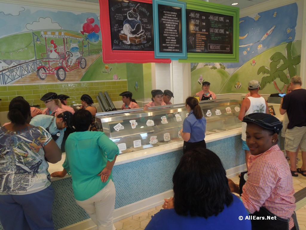 Boardwalk's Ample Hills Creamery Now Open