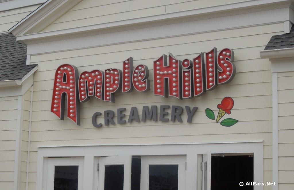 Ample Hills Creamery Exterior