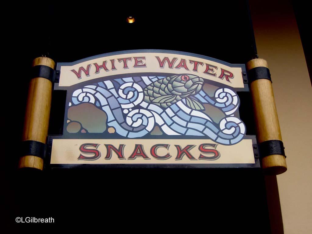 Whitewater Snacks