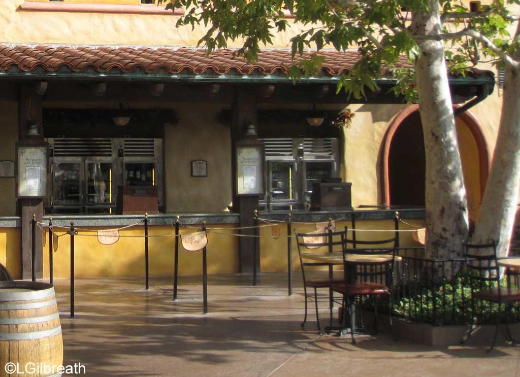 Mendocino Wine Tasting Bar