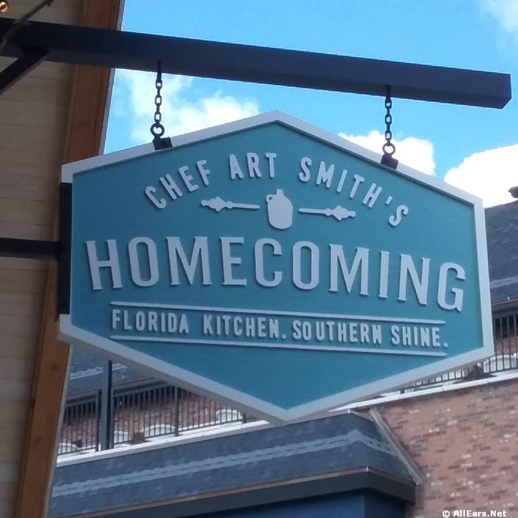 Homecomin\' at Walt Disney World - Menus, Reviews & Photos - AllEars.Net