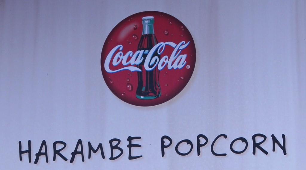 Harambe Popcorn
