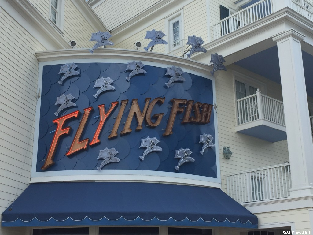 New Flying Fish Logo
