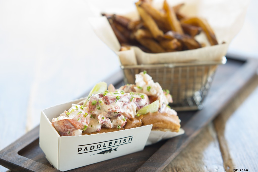 Paddlefish Now Open at Disney Springs