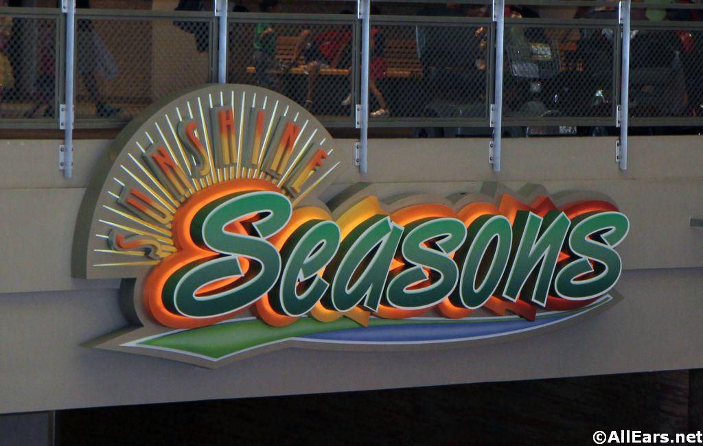 Sunshine Seasons Sign