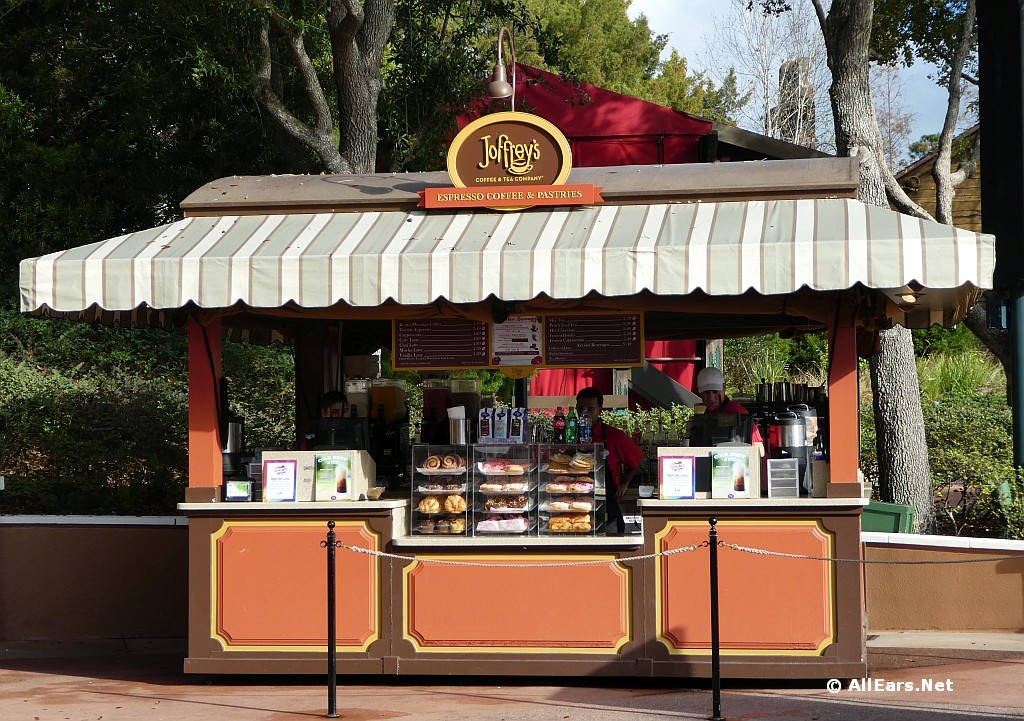 Joffrey's Coffee Cart at World Showplace