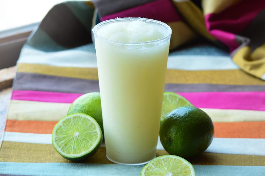 Classic Lime Frozen Margarita