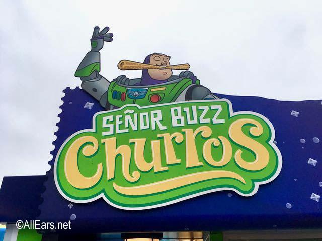 Senor Buzz Churros