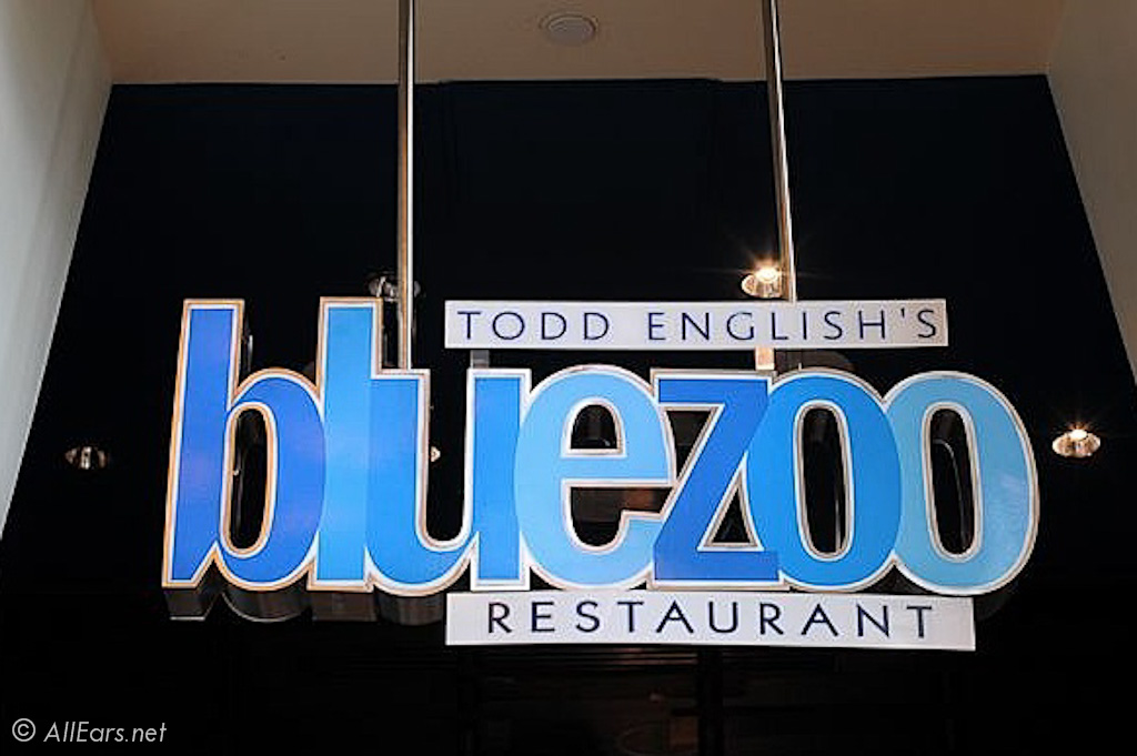 bluezoo sign