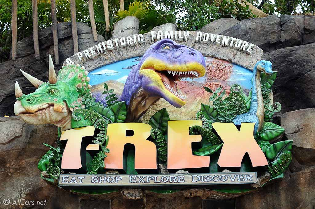 Trex Sign