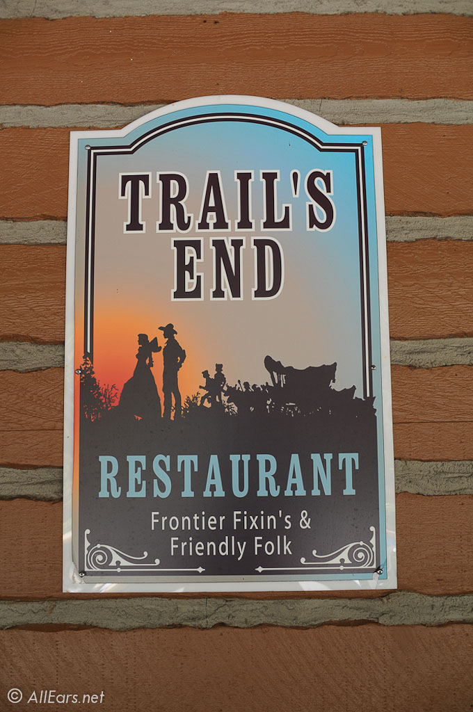 Trail's End Breakfast Buffet Offerings VIDEO