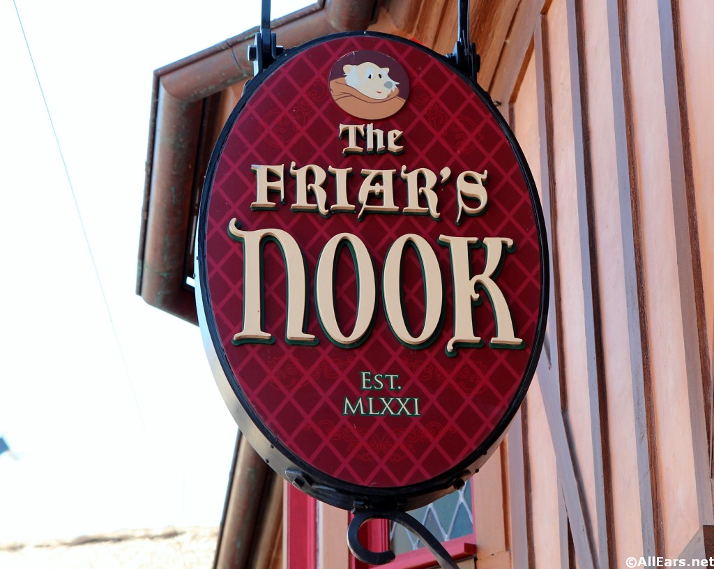 The Friar's Nook