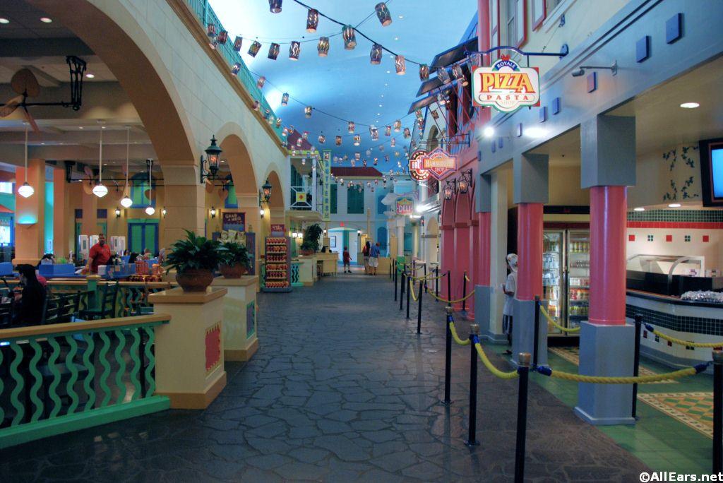 Market Street Food Court