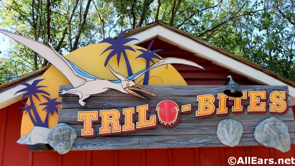Trilo-bites Signage