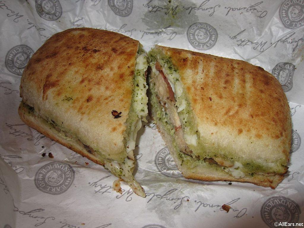 recipe: earl of sandwich bbq chicken flatbread [38]