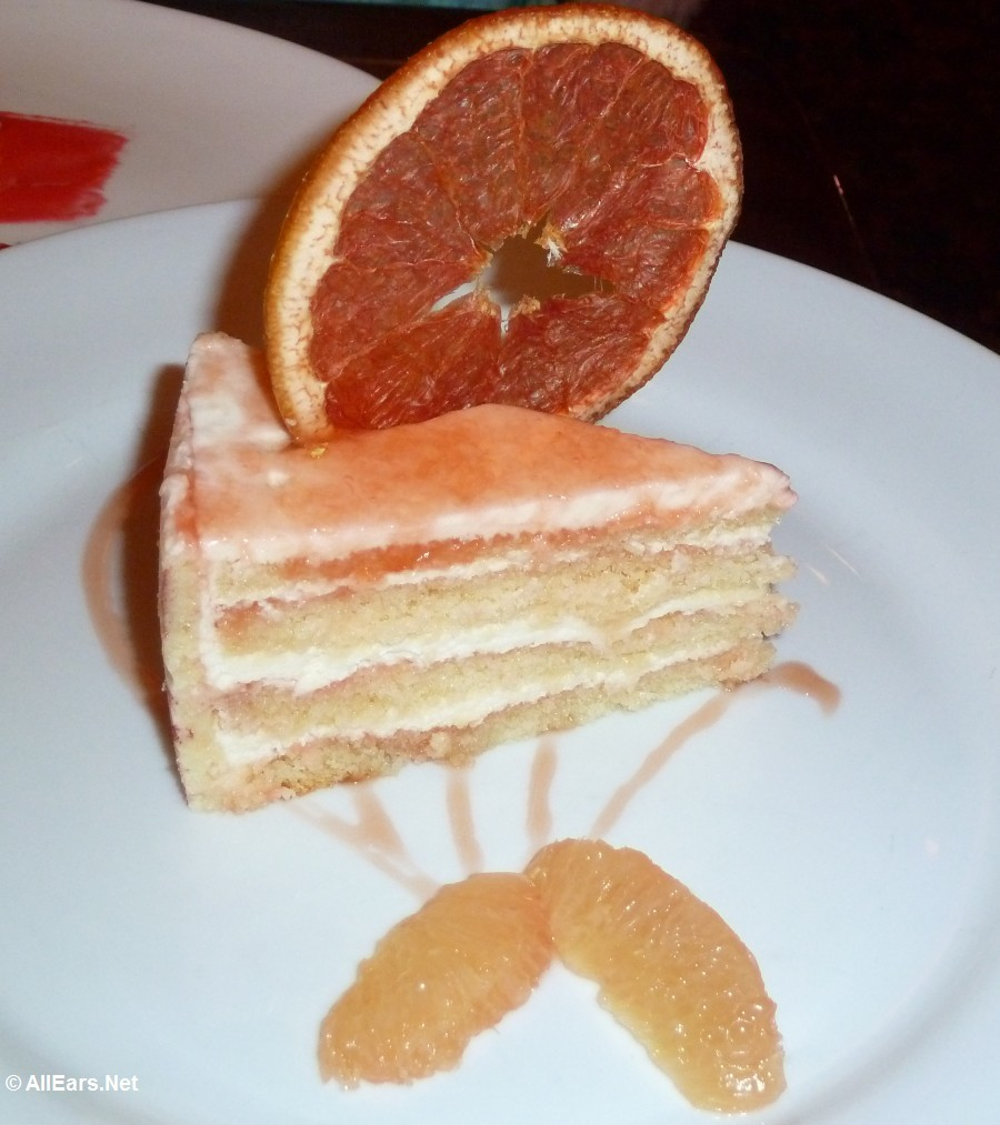 Brown Derby Grapefruit Cake