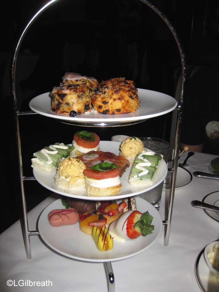 Steakhouse 55 Afternoon Tea Platter