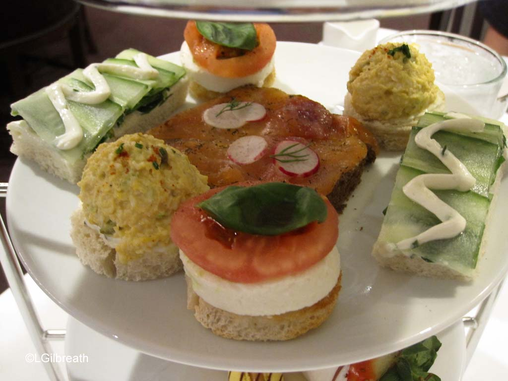 Steakhouse 55 Afternoon Tea Sandwiches