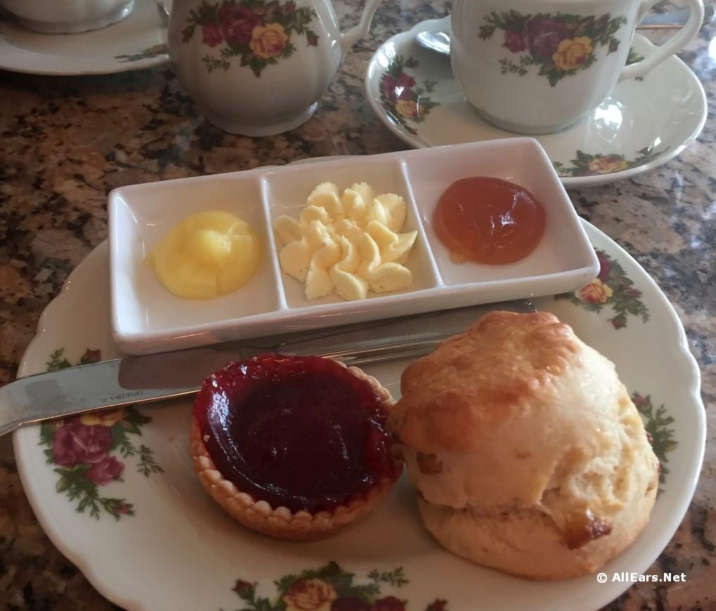 Dining Location - Garden View Tea Room
