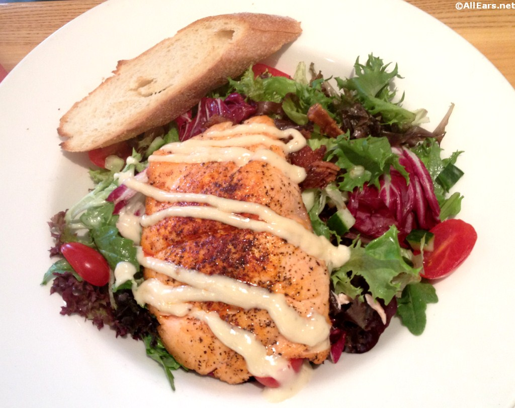 Previously Offered Key West Salmon Salad