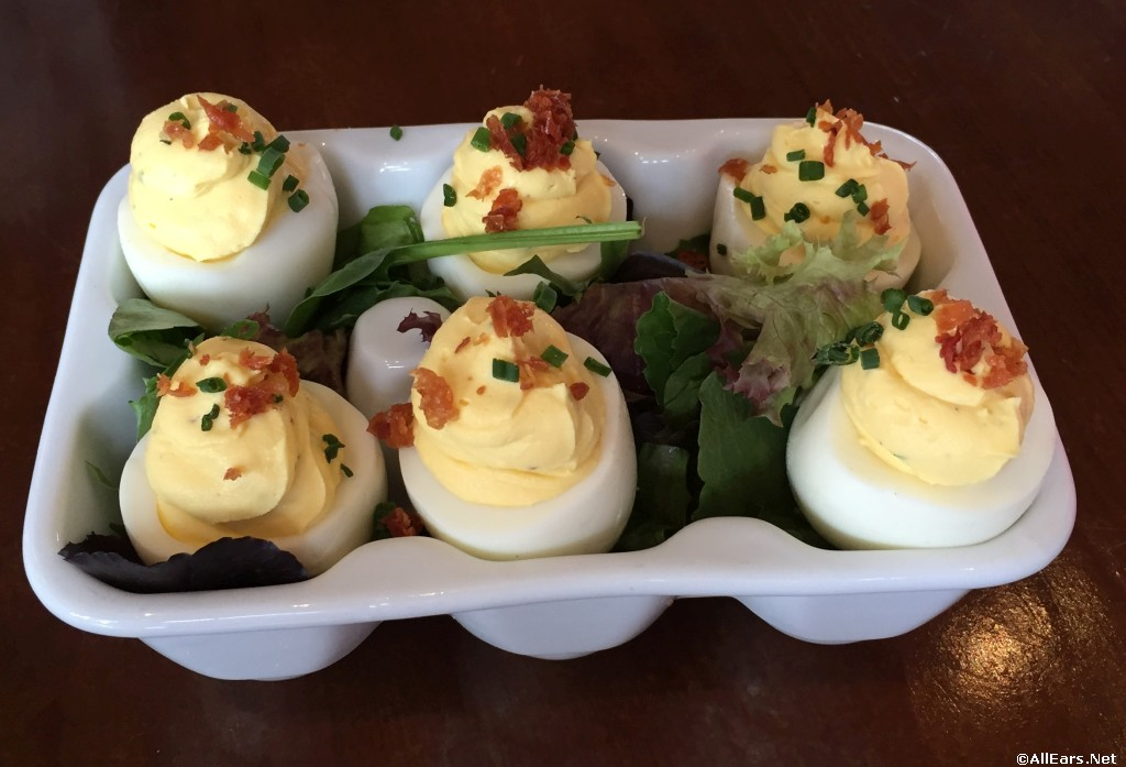 Homecomin's Deviled Eggs