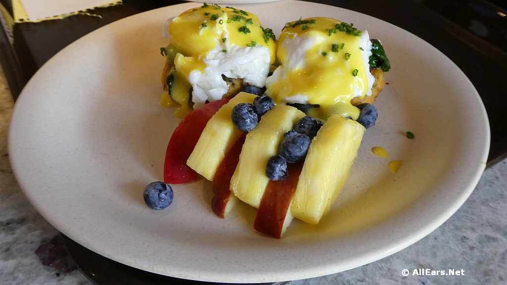 Previously Offered Crab Cake Eggs Benedict