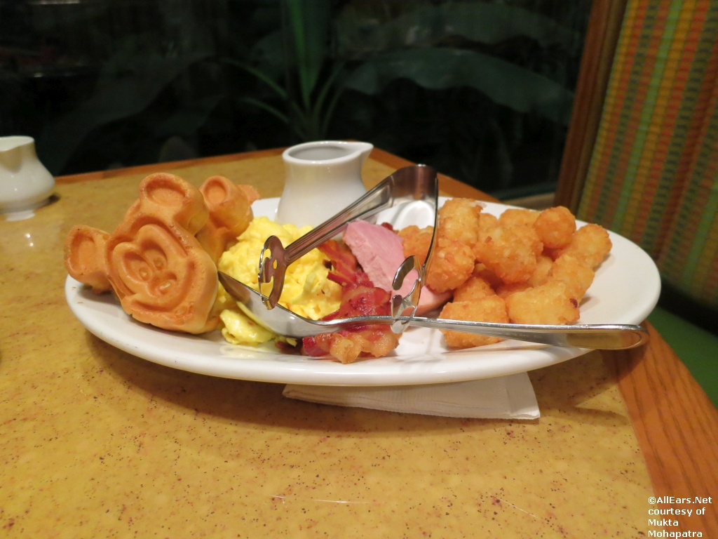 garden grill breakfast menu future world west epcot