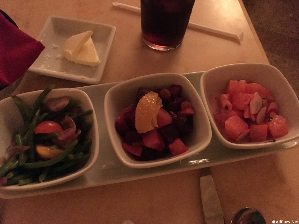 Seasonal Salad Trio