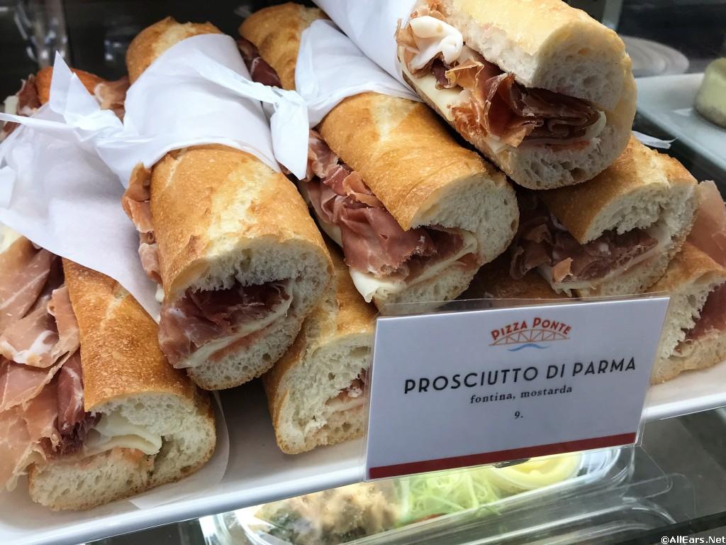 Prosciutto de Parma