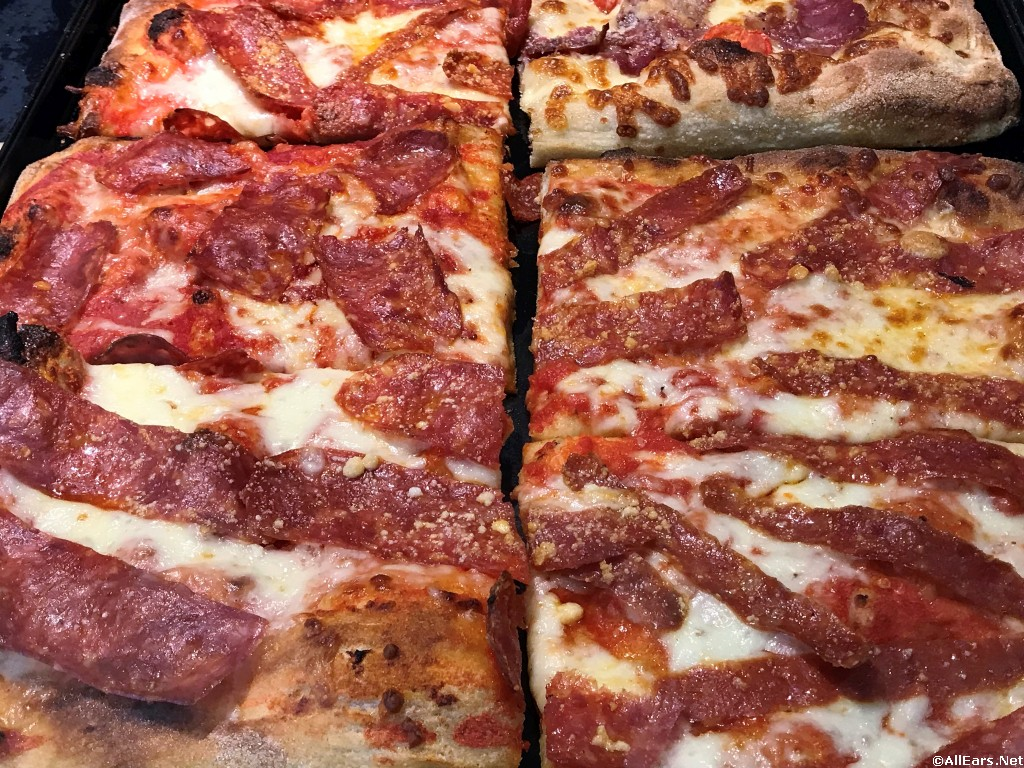 Piccante Pizza by the Slice
