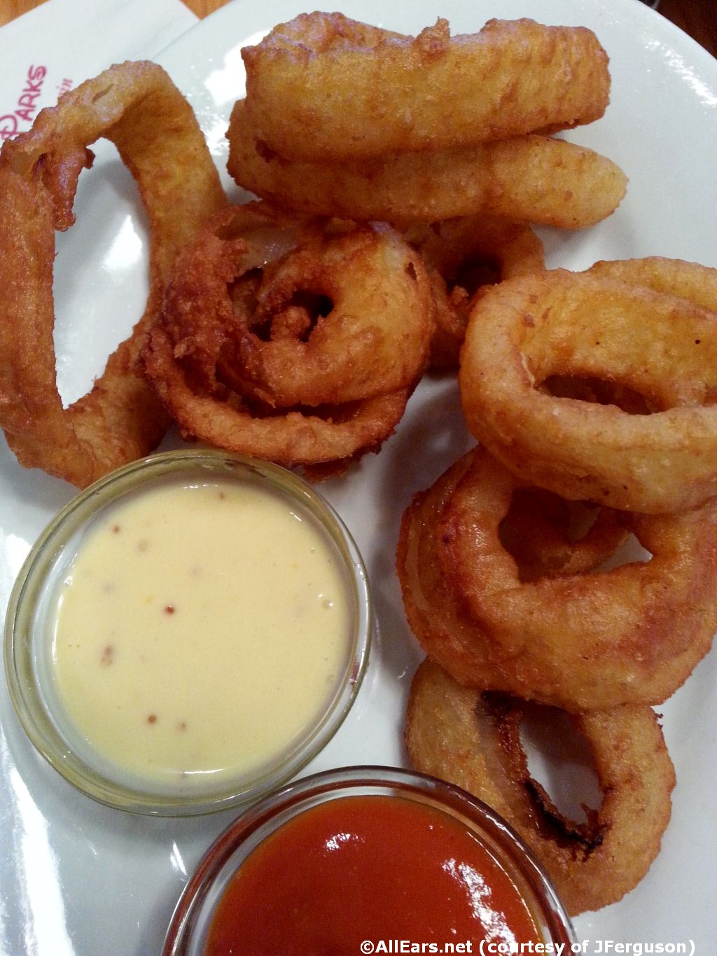 Previously Offered Onion Rings