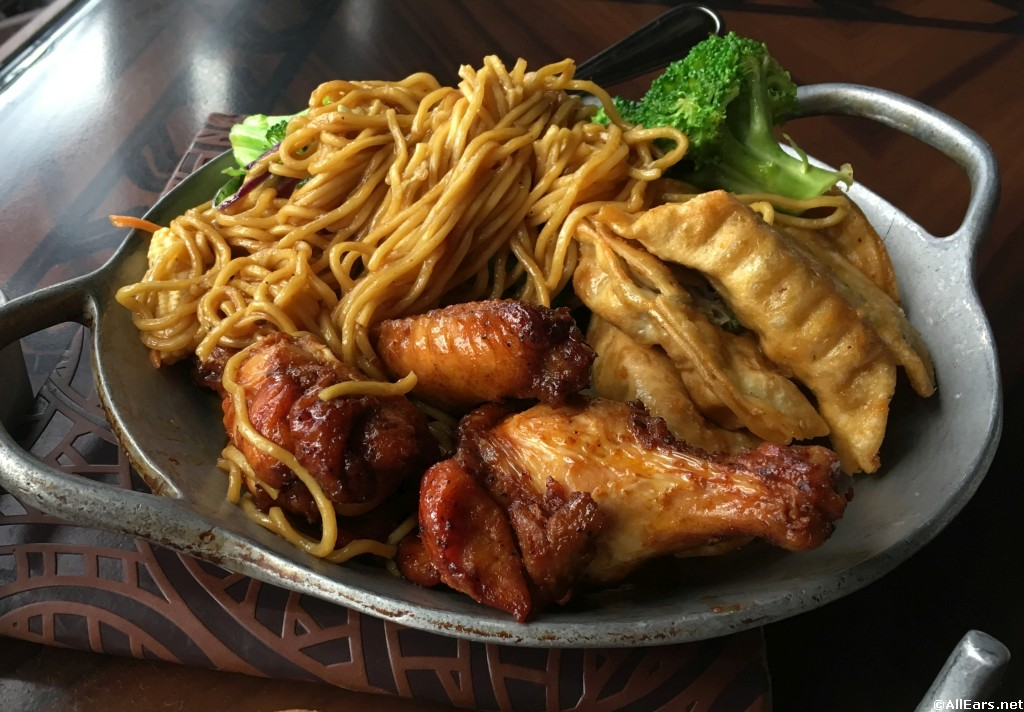 Honey Coriander Chicken Wings