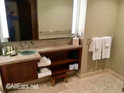Grand Californian Accessible bathroom