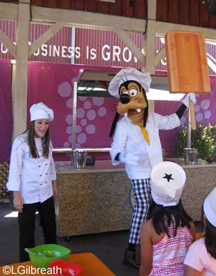 Disney's California Food and Wine Festival 2009 Opening Weekend