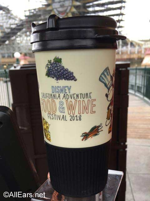 Disney California Food And Wine Festival Disney