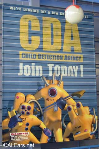 Child Detection Agency