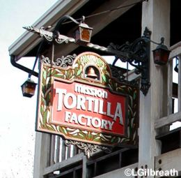 Tortilla Factory Sign